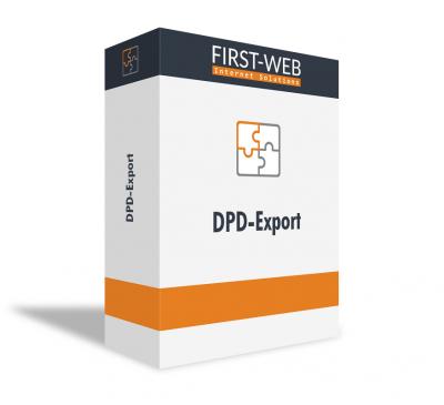 DPD Export für Modified Shopsysteme
