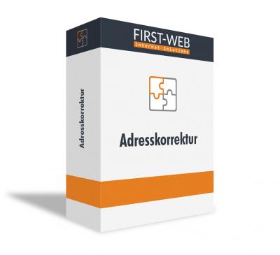 Automatische Adresskorrektur für Modified Shopsysteme