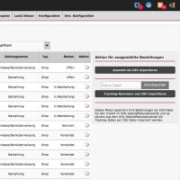 DHL Export für Modified Shopsysteme